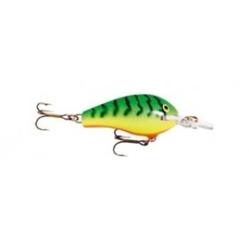 Rapala Mini Fat Rap 3cm MFR-3, Firetiger (FT)