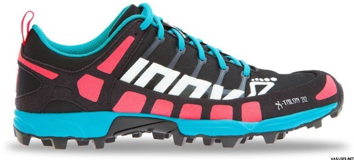 inov-8 X-Talon 212 Shoes Women Black/Pink/Teal UK 5,5