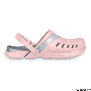 579e8b295971c Crocs pRepair clog Cotton candy