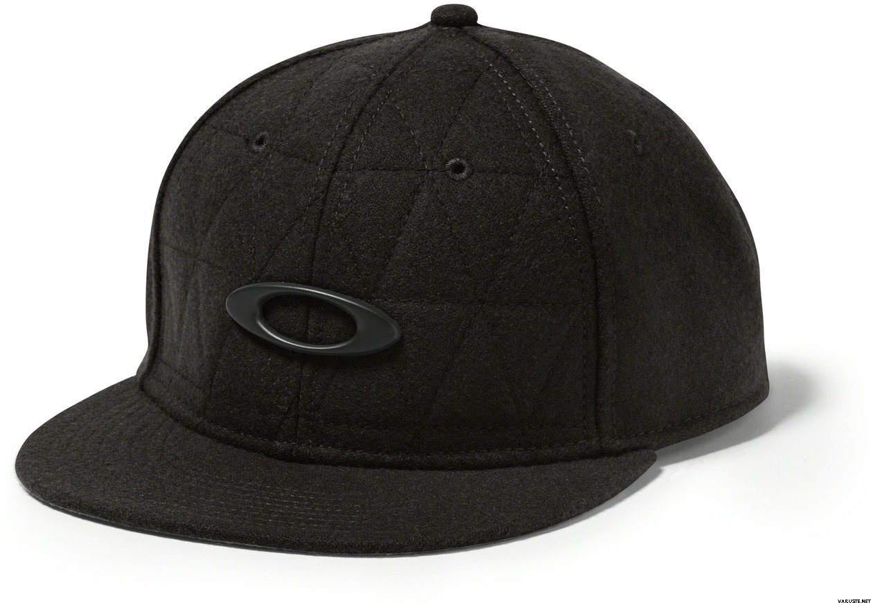 a8f4679c56a Oakley Chips Wool Hat Jet Black