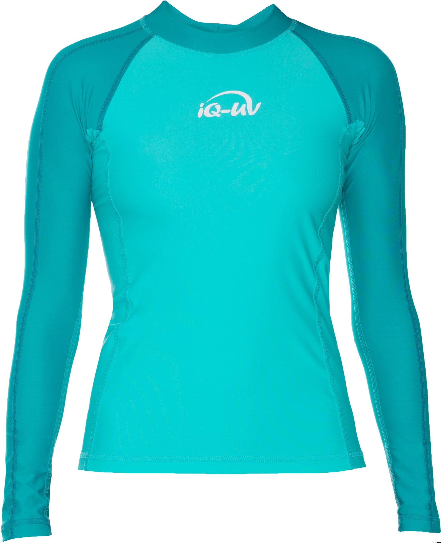 iQ-UV 300/Womens UV Shirt Slim Fit Womens UV 300 Shirt Slim Fit