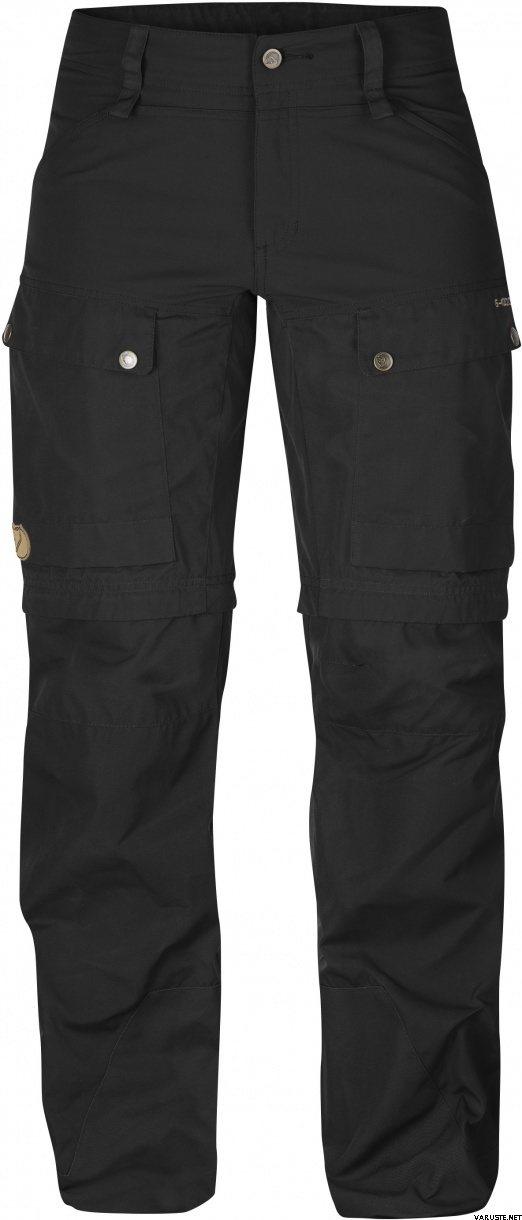 Fjällräven Keb Gaiter Trousers W - Black-Black - 36 - black-black Verkauf Empfehlen Online Einkaufen Günstig Kaufen Am Besten OkOHKY6e3D
