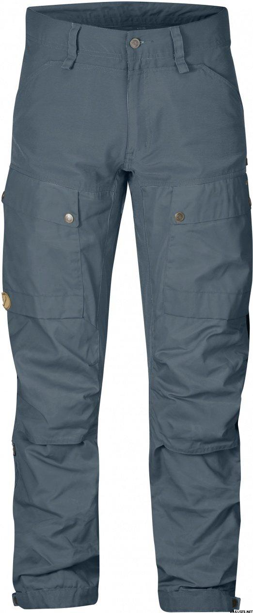 Fjällräven Keb Trousers Regular housut Dusk (042) c130da38df