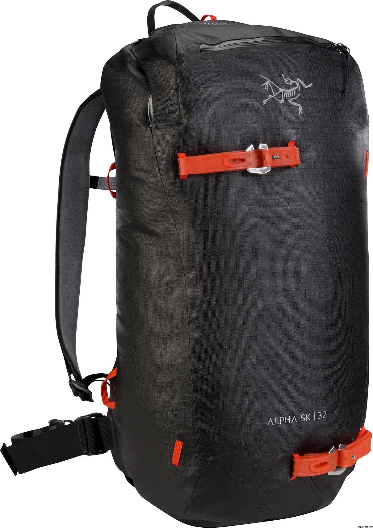 b01bf95c57 Arc teryx Alpha SK 32 Backpack Black