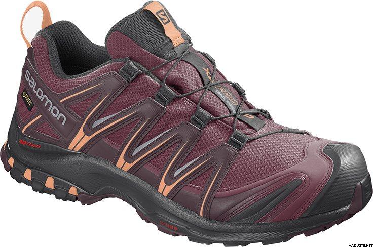 salomon xa pro 3d gore-tex trail running ladies