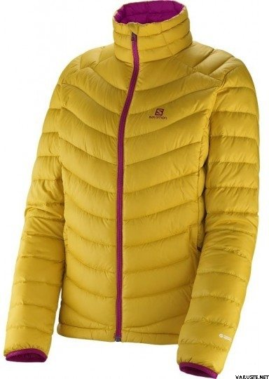 46471d38638e Salomon Halo Down Jacket II Women Dusty Sun-X