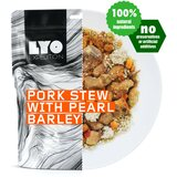 LYO Foods Pork Stew with Pearl Barley 500 g (L)