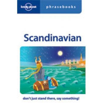 Lonely Planet Scandinavian Europe Phrasebook