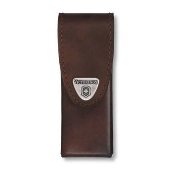 Victorinox Leather Pouch brown Spirit 111mm (4.0822.L