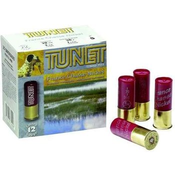 Tunet France Chasse Nickel 12/70 36 g 25 kpl