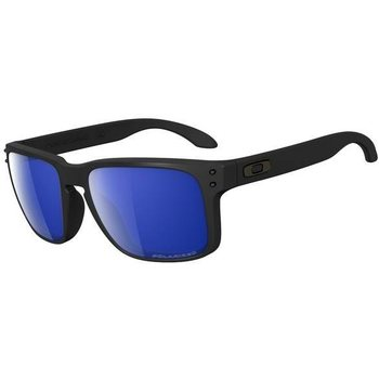 Oakley Holbrook Matte Black Ice Iridium Polar