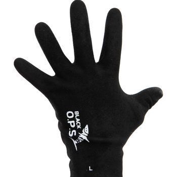 Black O.P.S Gloves, Miesten