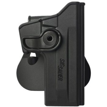IMI Defense Polymer Retention Paddle Holster for Sig Sauer P226 with Sig Sauer Curved Rail