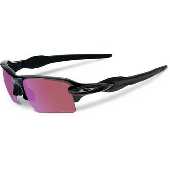 Oakley Flak 2.0 XL, Polished Black w/ Prizm Golf