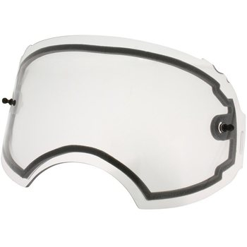 Oakley Airbrake Mx Dual Replacement Lens, Clear