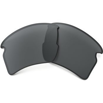 Oakley Flak 2.0 XL Replacement Lens Kit, Black Iridium