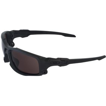 Oakley SI Shocktube Matte Black / TR22 Titanium Iridium