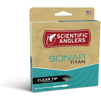 Scientific Anglers Sonar Titan Clear Tip int.