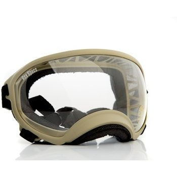Rex Specs Dog Goggle - Coyote Tan