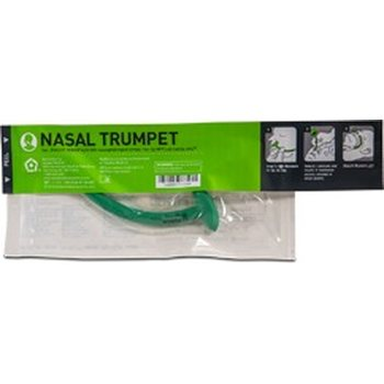 Combat Medical Nasal Trumpet w/ Surgical Lube