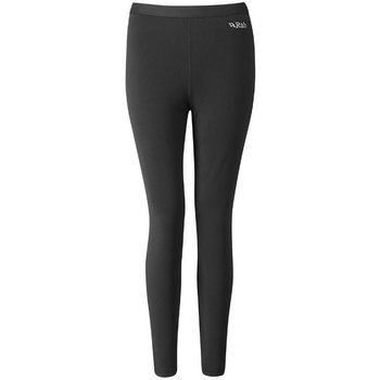 RAB Women's Power Stretch Pro Pants, Musta, S (UK 10)