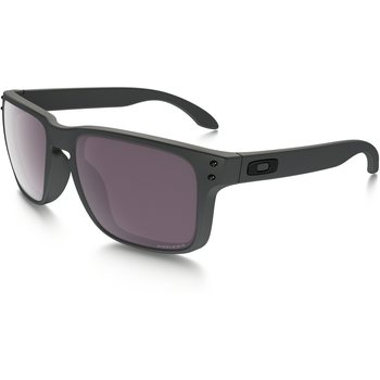 Oakley Holbrook, Steel w/ Prizm Daily Polarized
