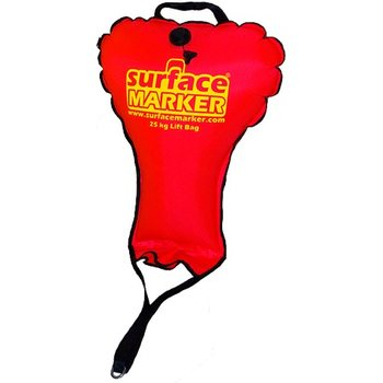 Surface Marker Lift Bag 25 kg (55 lbs)