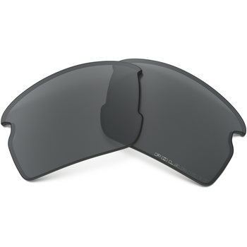 Oakley Flak 2.0 Replacement Lens Kit, Black Iridium Polarized