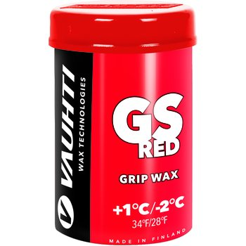 Vauhti Grip Synthetic Red 45g, +1...-2