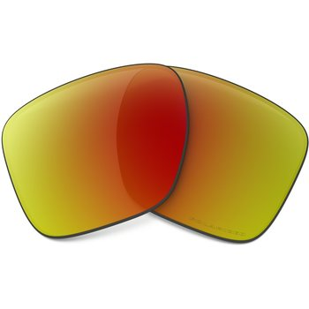 Oakley Sliver XL Replacement Lenses Ruby Iridium Polarized