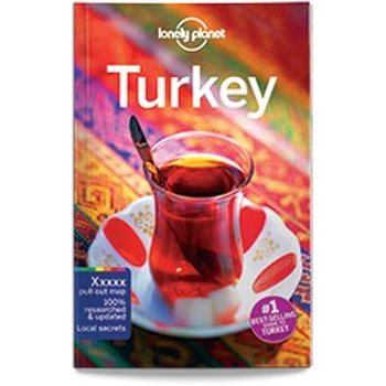 Lonely Planet Turkey (Turkki)
