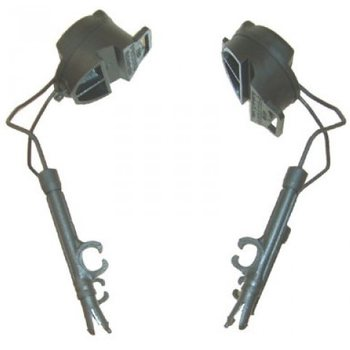 3M Peltor Pair of Helmet attachment for Ops-Core