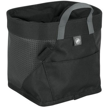 Mammut Stitch Boulder Chalk Bag, Black