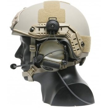 3M Peltor ComTac XPI Headset helmet attachment