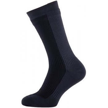 Sealskinz Hiking Mid Mid Socks, Musta, XL (EUR 47-49)