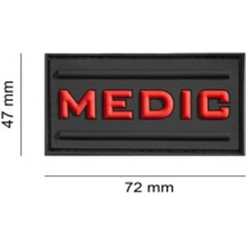 Clawgear Medic Rubber Patch