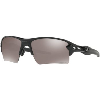 Oakley Flak 2.0 XL Polished Black w/ Prizm Black Polarized