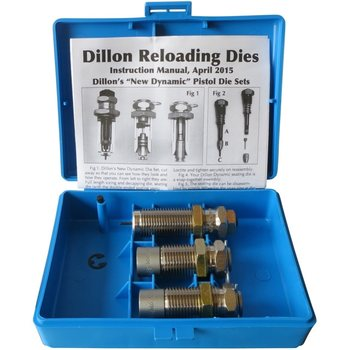 Dillon Precision Die Set Pistol