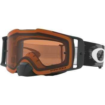 Oakley Front line Mx, Matte Black Speed  w/Prizm Bronze Mx