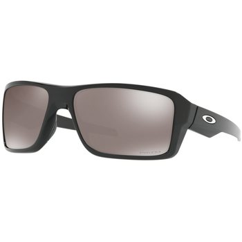 Oakley Double Edge Polished Black w/ Prizm Black Polarized