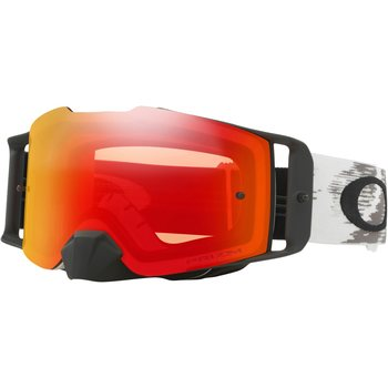 Oakley Front line Mx, Matte White Speed  w/Prizm Torch Mx