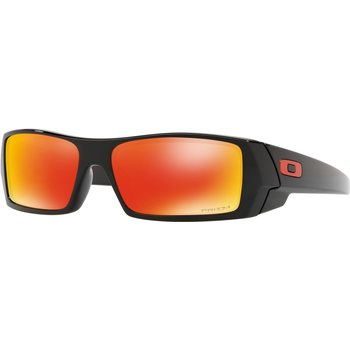Oakley Gascan, Polished Black w/ Prizm Ruby