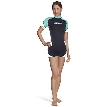 Mares Rash Guard Short Sleeve - She Dives