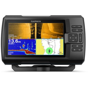 Garmin STRIKER Plus 7sv GT52HW-TM kaikuanturilla