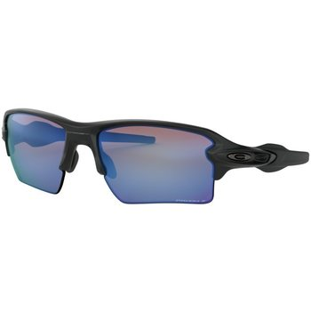 Oakley Flak 2.0 XL Matte Black w/ Prizm Deep H2O Polarized