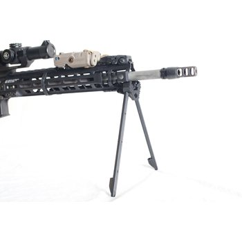 Heathen Systems Assaulter Bipod - Mil Spec Picatinny