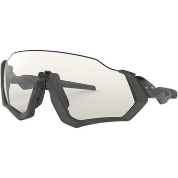 Oakley Flight Jacket Grey Ink w/ Photochromic