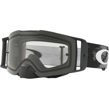 Oakley Front line Mx, Matte Black w/ Clear