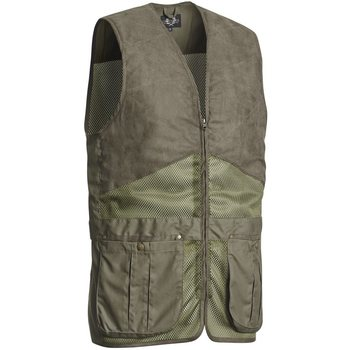 Chevalier Rawson Safari Vest Clay, Green, XL