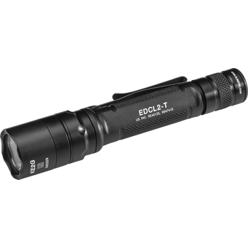 Surefire EDCL2-T Dual-Output LED Everyday Carry Flashlight